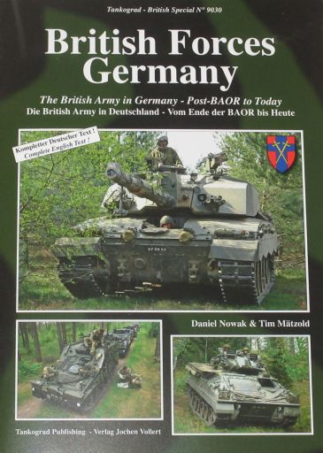 British Forces Germany, by Daniel Nowak and Tim Matzold